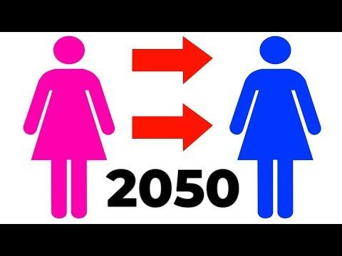 ЧТО СЛУЧИТЬСЯ С ЧЕЛОВЕЧЕСТВОМ И ЗЕМЛЕЙ ДО 2050 ГОДА