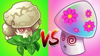 Upgraded Version Of Hypno Shroom The Caulipower | Plants vs Zombies 2 (PvZ 2)