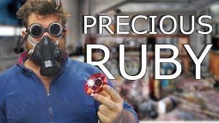 How to Make precious Ruby at Home - 4K