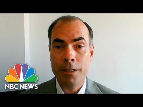 Human Rights Watch Michael Garcia Bochenek Criticizes U.S. Separation Policy | NBC News