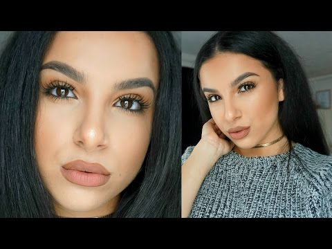 My Everyday Fall Makeup Tutorial | Makeup By Leyla