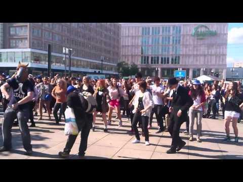 Gangnam Style Flashmob Berlin