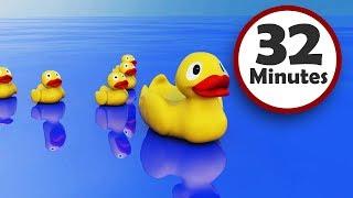 Lullaby Ducks - Lullabies for babies to go to sleep - Baby sleeping songs bedtime songs