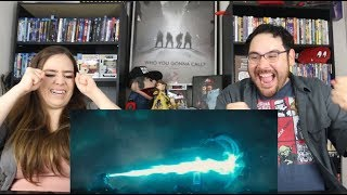 Godzilla KING OF THE MONSTERS - Official Final Trailer Reaction / Review