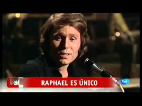 RAPHAEL, 70 CUMPLEAÑOS (Reportaje de TVE)