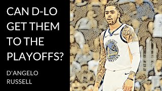 D'Angelo Russell analysis   Does he fit in Golden State?