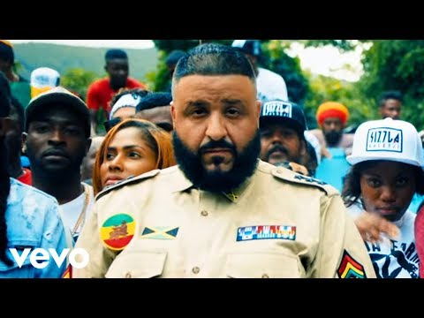 DJ Khaled ft. Buju Banton, Sizzla, Mavado, 070 Shake - Holy Mountain