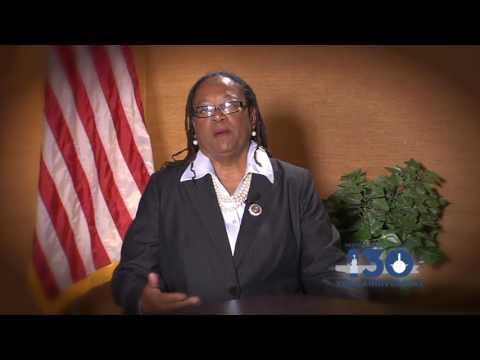 Virginia State Senator Mamie Locke Congratulates NNS on 130 Years