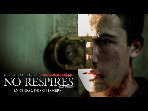 """NO RESPIRES. �Qui�n anda ah�"""". En cines 2 de septiembre."""