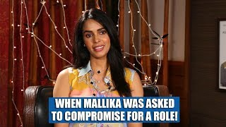 Mallika Sherawat Talks About On Screen Kissing, Her New Web Series And A Lot More