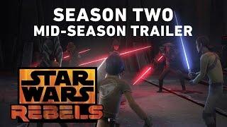 Star Wars Rebels Season Two (2016) Trailer