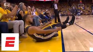 Best plays from Warriors defeating Cavaliers in Game 2 of 2018 NBA Finals | ESPN
