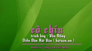 Cô chín Đền sòng | hatvan.vn |