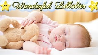 Hush Little Baby ♥♥♥ 4 Hours Super Relaxing and Soothing Baby Bedtime Lullaby ♫♫♫ Sweet Dreams Music