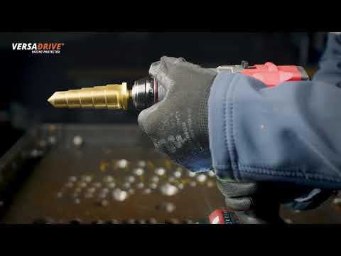 HMT 506010-SET1 3 Piece Impacta Step Cutter Set