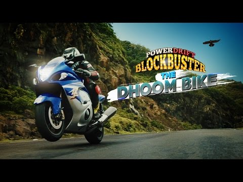 The Dhoom Bike (Suzuki Hayabusa) : Blockbusters : Episode 2