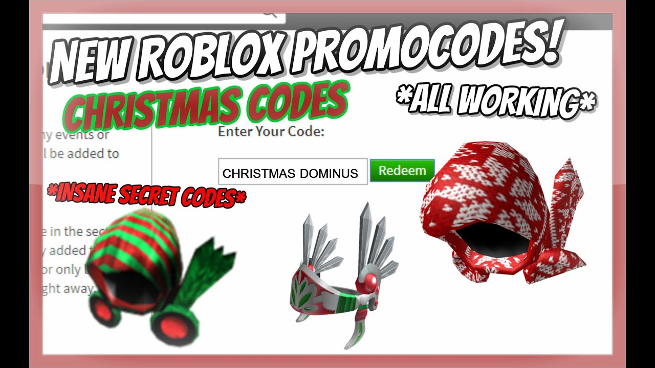 Roblox Promo Codes 2019 Not Expired February Roblox Promo Codes December 2019