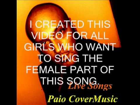 Timeless  - Male Part - KARAOKE/INSTRUMENTAL - Kelly Clarkson & Justin Guarini -