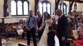 Shock Surprise Wedding
