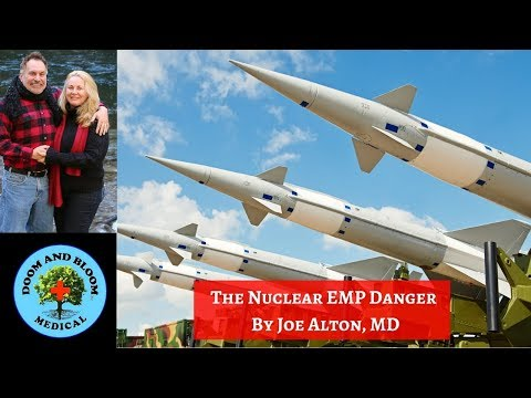 Nuclear EMPs and Our Unprotected Grid