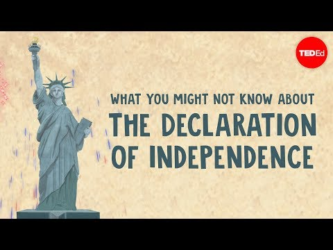 What you might not know about the Declaration of Independence - Kenneth C. Davis thumbnail