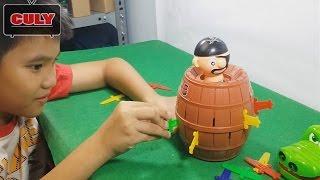 Đồ chơi thử thách đâm hải tặc vui nhộn Lucky Stab trò chơi hay - toy for kids