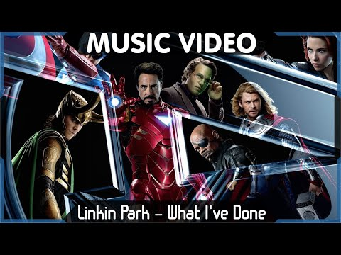 Baixar The Avengers Music Video - Linkin Park - What I've Done (Full HD 1080p)