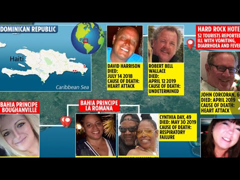 Bootleg liquor eyed as cause of Dominican Republic tourist deaths