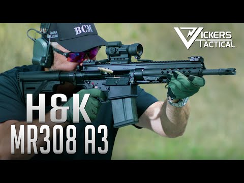 H&K MR308 A3