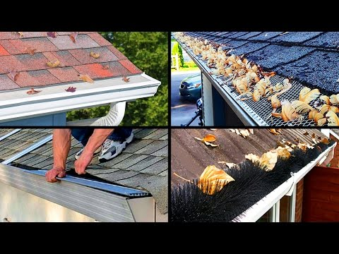 Gutter Guard Comparison Leaf Filter Reviews Youtube