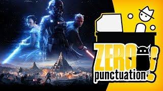 Star Wars Battlefront 2 (Zero Punctuation)