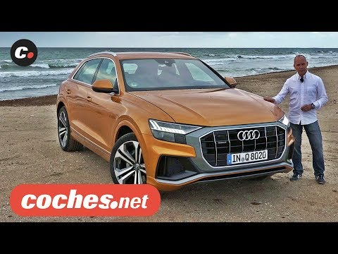 Audi Q8 SUV | Primera prueba / Test / Review en español | coches.net