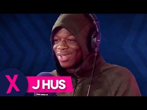 J Hus Talks Debut Album, Rappers