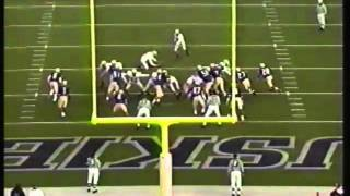 2005 Apple Cup Final Drive