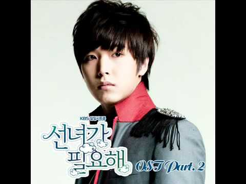 [Official audio] 120328 OH WA - Sungmin's new OST for I Need A Fairy