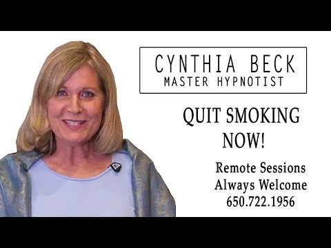 Quit Smoking with Hypnotherapy - Cynthia Beck, CCHT.mov