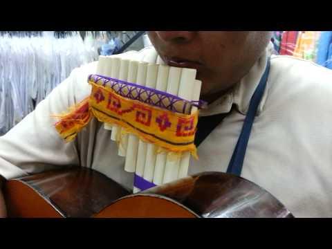 Alabanzas con zampoña y guitarra 002
