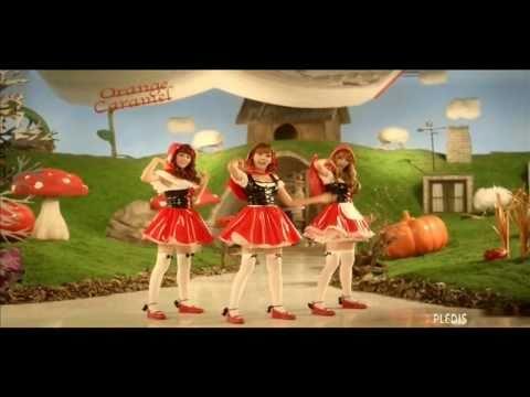 [HD] Orange Caramel - A~ing♡ MV / 오렌지캬라멜 - 아잉♡ 뮤직비디오