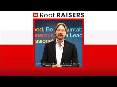 Charles Antis of Antis Roofing & Waterproofing on Elevating the Trade | Roof Raisers by GAF