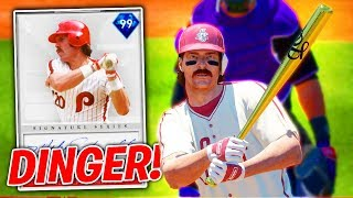 MY FIRST HOMER WITH THIS CARD WAS SMASHED! MLB The Show 19 | Battle Royale