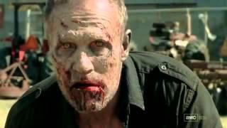 the walking dead Merle's Death