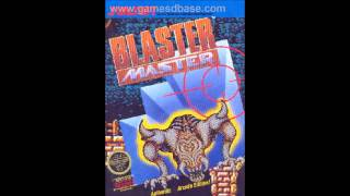Blaster Master – Area 3 (Rock Cover)