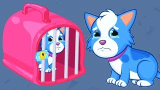 Fun Pet Care Kids Game - Little Pet Vet - Play Puppy's Rescue & Care Game By Libii