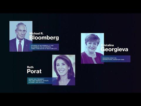 Porat, Georgieva, Bloomberg: Rebuilding a Post-Pandemic Economy