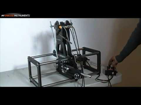 2 Planes Balancing of Turbocharger Rotor