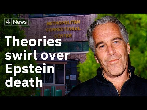 Jeffrey Epstein: FBI launches investigation into death amid growing conspiracy theories