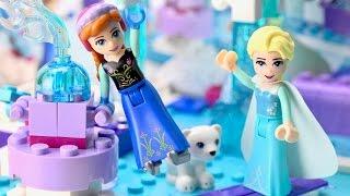 レゴ ディズニー 10736 アナと雪の女王 アナとエルサの雪の公園 LEGO Disney Anna And Elsa's Frozen Playground (LEGO Juniors)