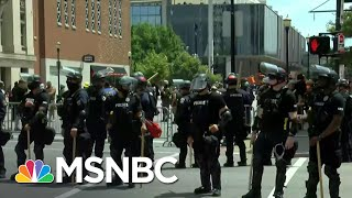 Shooting Incident Reported At Site of Louisville Protest | MSNBC