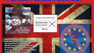 "The Truth About The EU ""BREXIT""  Illuminati, Rothschild."