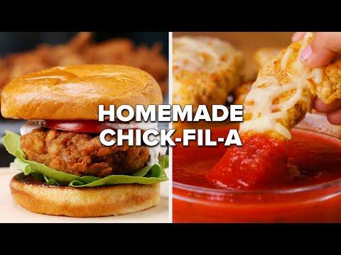 Homemade Chick-Fil-A Recipes ? Tasty Recipes